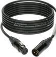 XLR kabely