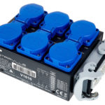 Harting box 230V