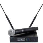 SET Bezdrátového mikrofonu SHURE QLXD