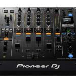 DJSET2 PIONEER 1ks mix + 2ks cd přehrávač + sluchátka